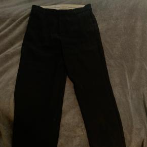 Sort culotte bukser fra neo noir