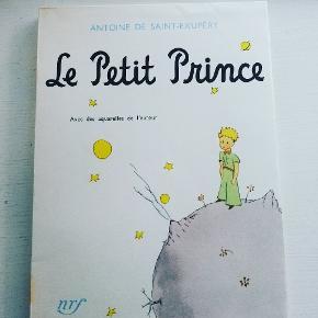 Den lille Prins bog på fransk