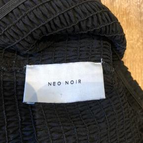 Neo Noir Carin nederdel i sort