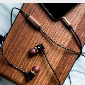 Lemus hovedtelefoner(earsound). Er stadig i æsken