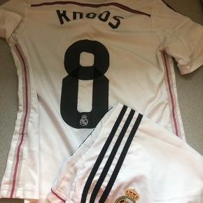 Originalt Real Madrid sæt