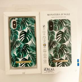 iPhone x/xs cover Ideal of sweden Aldrig brugt, stadig i æske