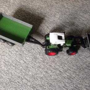Bruder Fendt traktor med vogn i fin stand Afhentes 6818 eller 6700