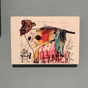 2 stk Poul Pava billeder sælges. Pr stk 100,- eller begge for 150,- Måler L: 20 H: 14 D: 2 I fin stand / 6700 Rørkjær