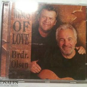 Brand: Brødrende Olsen - Wings Of Love Varetype: CD Størrelse: - Farve: -  Sender gerne på købers regning :)