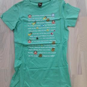 Varetype: T-shirt *NY* BILLIG.... Farve: Grøn   Bytter ikke   Handler gerne mobilpay/swift/bank, handel via ts betaler køber de 5% i gebyr