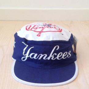 Kasket,cap  New York yankees Kasket.nyt,aldrig brugt med tags.90s Deadstock
