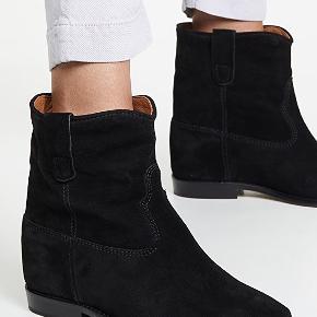 Støvler fra Isabel Marant crisi Brugt godt men har mange gode år endnu