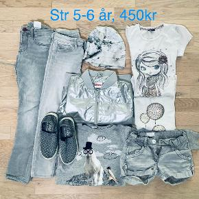 Stella McCartney tøjpakke