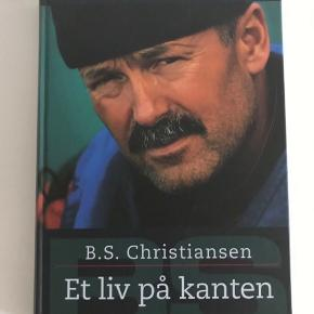 Et liv på kanten af B.S. Christiansen. Fremstår som næsten ny. Kan sendes for 39 kr.