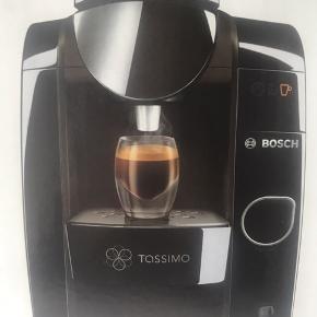 Bosch tassimo with intellibrew aldrig brugt  Befinder sig i 2630 Tåstrup
