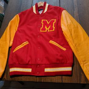 Fits like L Rarely used  Varsity Jacket style
