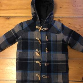 60%wool / poly winter coat for boys 3 years old
