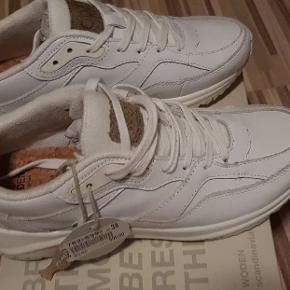 Woden Scandinavian sneakers aldrig været brugt
