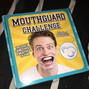 Mouthguard Challenge spil Helt nyt Købt for 150kr Sælges for 85kr + fragt