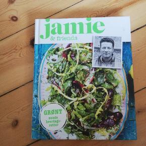 Jamie Oliver vegetar kogebog. Simpel og god!!