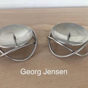 Georg Jensen lysestage