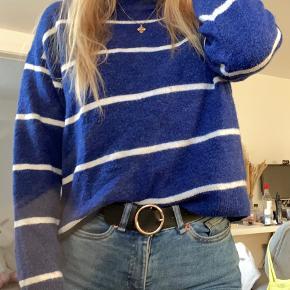 Lækker varm sweater, perfekt til det kølige vejr.