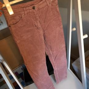Velour bukser, som nye