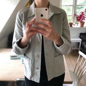 Virkelig smuk jakke - har bare ikke lige råd til at have sådan en fin jakke 🌷