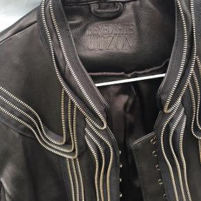 Blød og lækker læder jakke. #30dayssellout