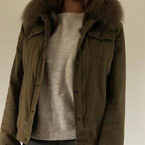 Mason Jacket fra Meotine