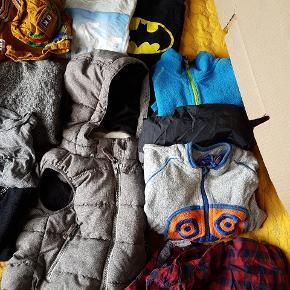 En fin tøjpakke med gode mærker