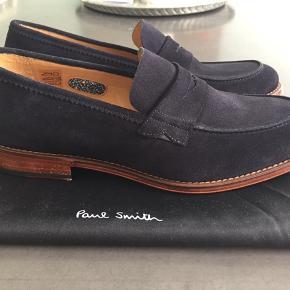 Ruskinds mørkeblå sko str 10/44