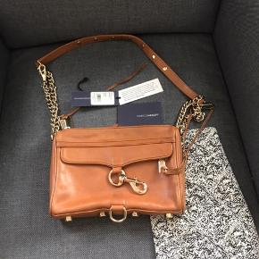 Rebecca Minkoff mini Mac Used but still in good condition, has stains but no tears. Comes with tags, card and dustbag.