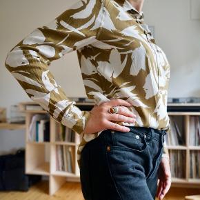 Ganni wilson skjorte