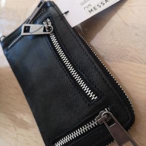 Helt ny Nunoo Stine taske i ægte læder og Nunoo pung i ægte læder sælges