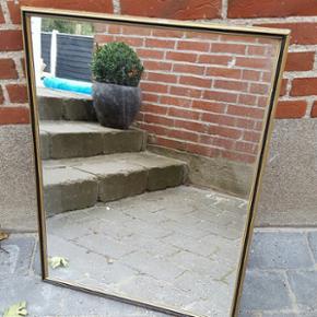 Spejl antik med patina