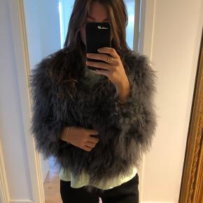 Ckn of Scandinavia pels- & skindjakke
