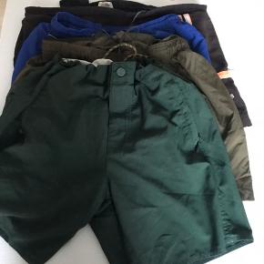 5 shorts for 80 kr or one for 10 kr