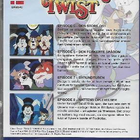 0657 - Oliver Twist (DVD)  Dansk Tale - I FOLIE