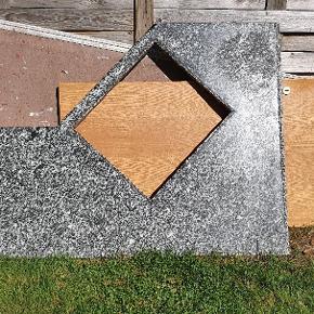 Granit bordplade ! Byd