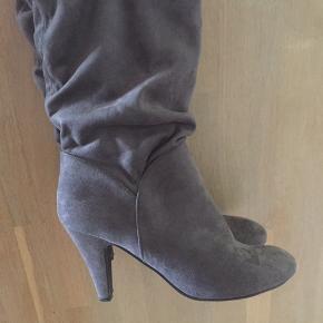 Trash-Couture støvler