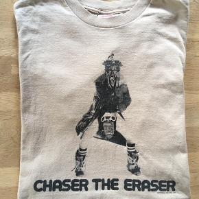 Supreme Chaser The Eraser Tee  Beige Cond 8/10 meget lidt crack   https://www.instagram.com/sold_by_sune/