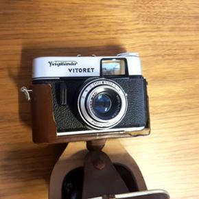 Retro camera - Alt virker som det skal:)