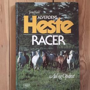 Alverdens hesteracer af Jane Kidd.