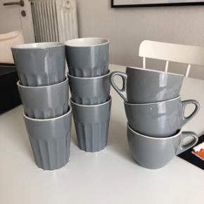 Samlet koppe sæt. Ingen skår 😊