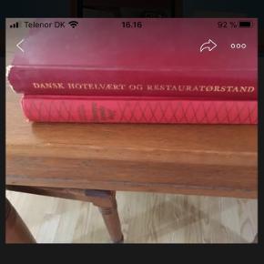 Gamle madbøger byd