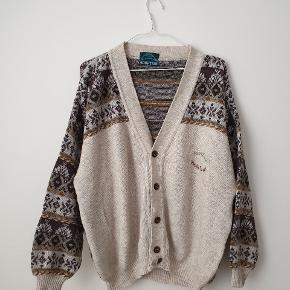 Vintage cardigan Fits S-XL Made in Italy