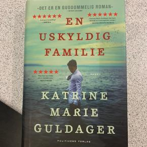 En uskyldig familie af Katrine Marie Guldager. Hardback