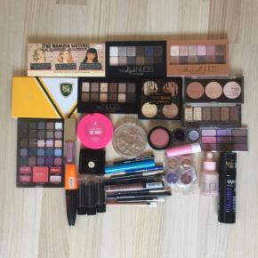 The Balm makeup