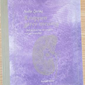 Læst en gang, fremstår som ny 😊 Nadia Zarlings bog: Kroppen giver mening.