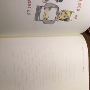 Notesbog, listography, hvor du kan skrive dine egne lister over alle mulige forskellige emner. 160 sider 50kr Kan hentes Kbh V eller sendes for 40kr DAO