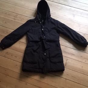 Sort jakke fra Monki str m