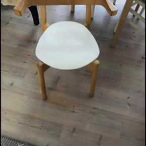 4 smarte stole fra Ikea sælges. Det fylder en del, så vil gerne af med dem hurtigst muligt. Alle stole kan hentes for sølle 250 kr. ☀️