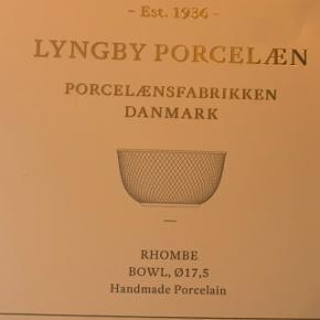 Lyngby skål sælges aldrig brugt :)
